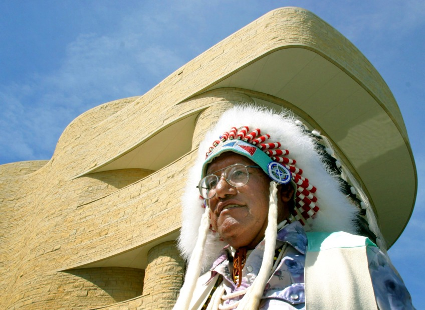 Celebrate National Native American Heritage Month