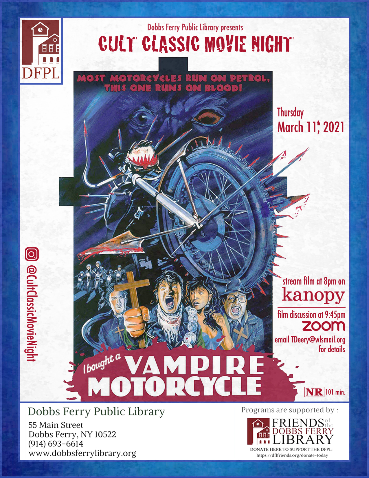 CCMN: I Bought A Vampire Motorcycle
