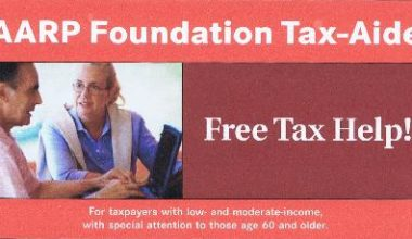Important Update on AARP Tax-Aide