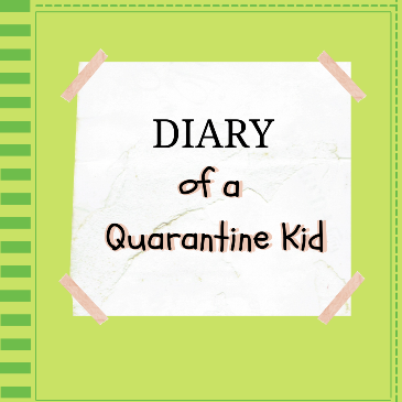 Diary of a Quarantine Kid: Learn to Journal via ZOOM (Registration)
