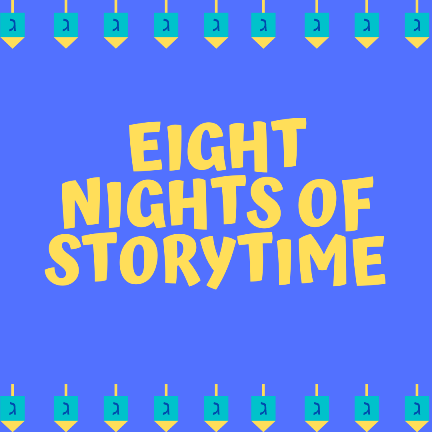 8 Nights of Storytime via ZOOM and the DFPL Youtube Channel