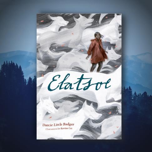 """Teen/Tween Book Discussion: """"Elatsoe"""" by Darcie Little Badger via ZOOM (Registration)"""