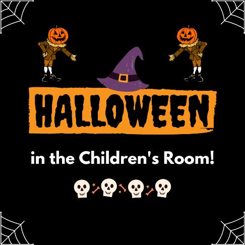Halloween Origami in the Children's Room