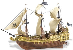 Pirate Ship Grab-and-Go Craft (REGISTRATION REQUIRED)