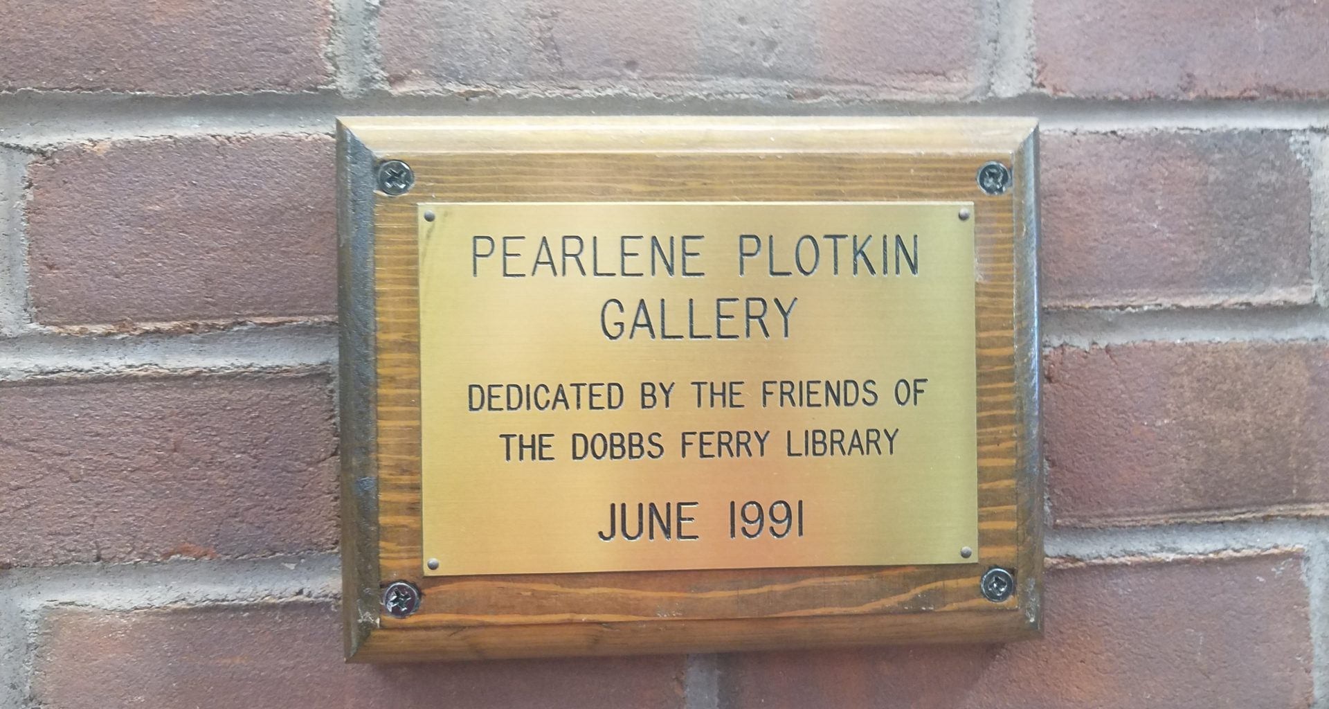 The Pearlene Plotkin Gallery