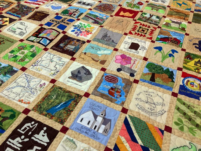 Mary's Yarns Quilting Group