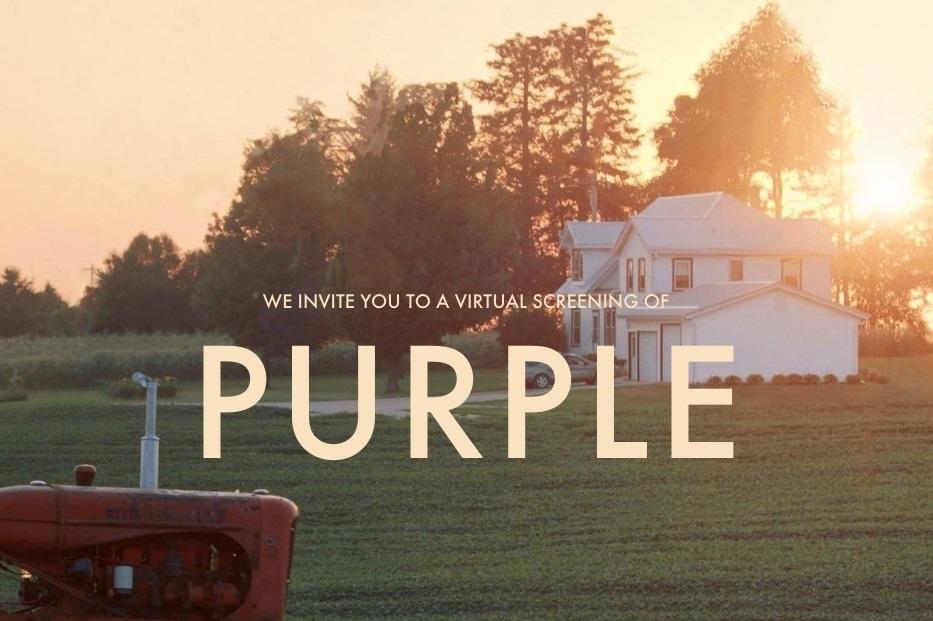 "Virtual Screening: ""Purple"" POSTPONED"