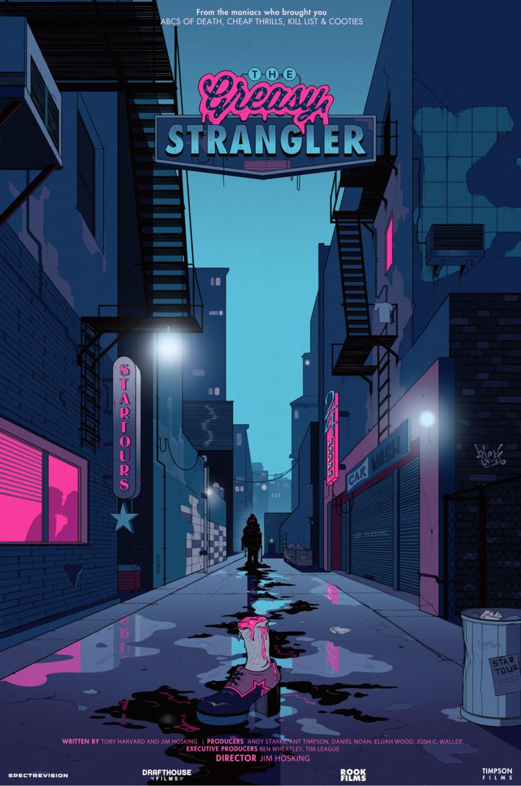 "Cult Classic Movie Night: ""The Greasy Strangler"""