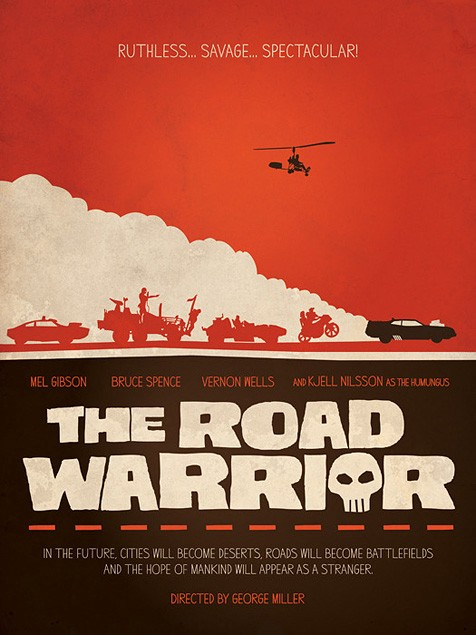Cult Classic Movie Night Live in Person - The Road Warrior (Rated R)