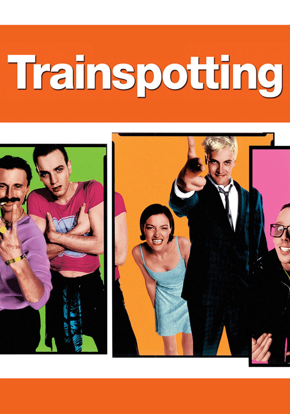 Cult Classic Movie Night Live in Person - Trainspotting (Rated R)