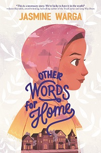 Virtual Book Discussion via ZOOM with Jasmine Warga - Author of 'Other Words for Home' (Registration Required)