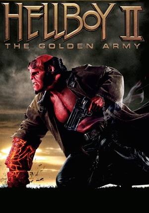 """Weekend Action Cinema In Person in the Library - """"Hellboy II: The Golden Army"""""""