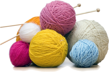 Mary's Yarns: Knitters, Crocheters, and Crafters Group via ZOOM (Registration)